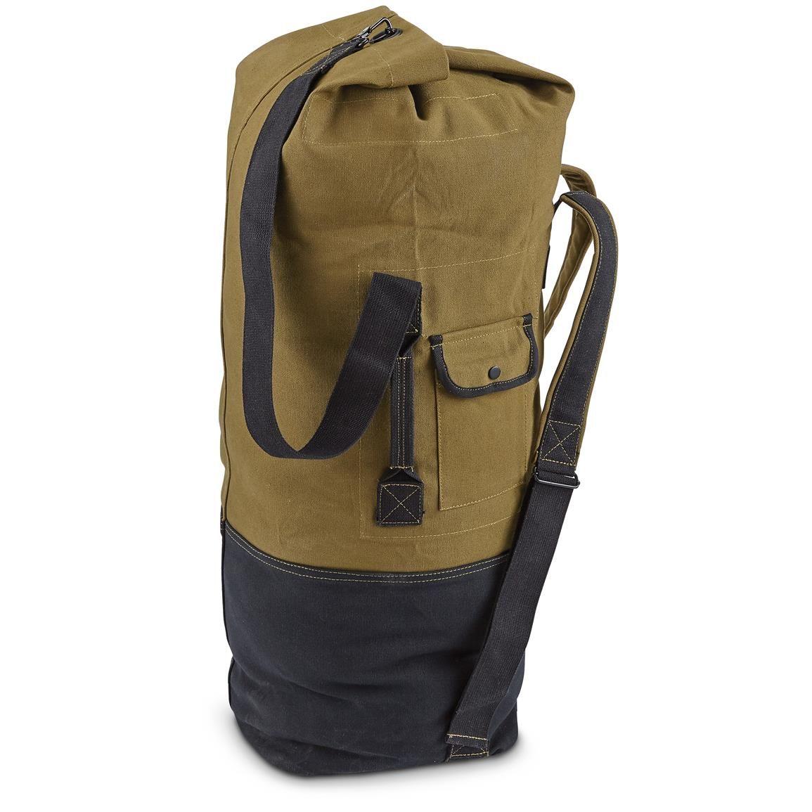 7e2bafc07 Swiss Army Surplus Backpack- Fenix Toulouse Handball