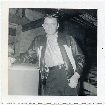 Johnny Cash (Rare)