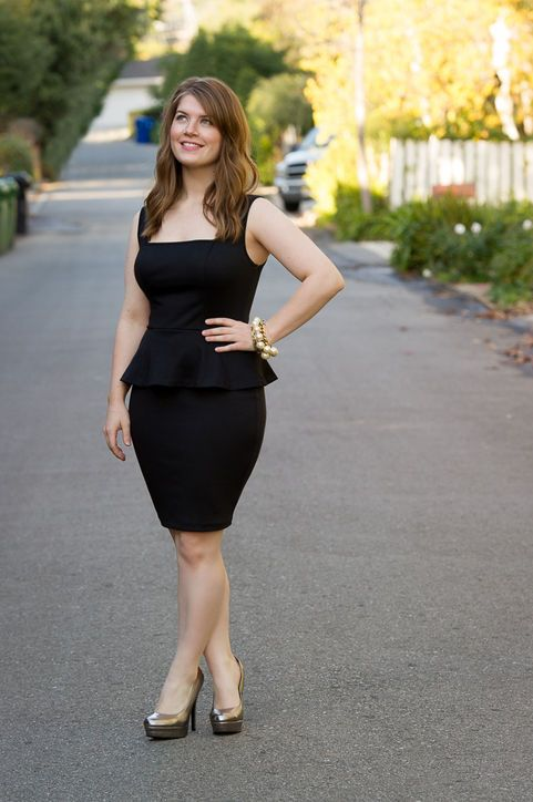 Here It Is The Little Black Dress My Clothing Collection With