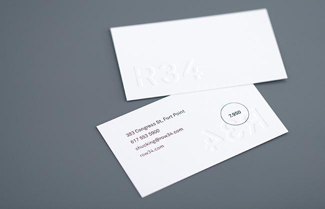 Design Curiosities: Oat for Row 34