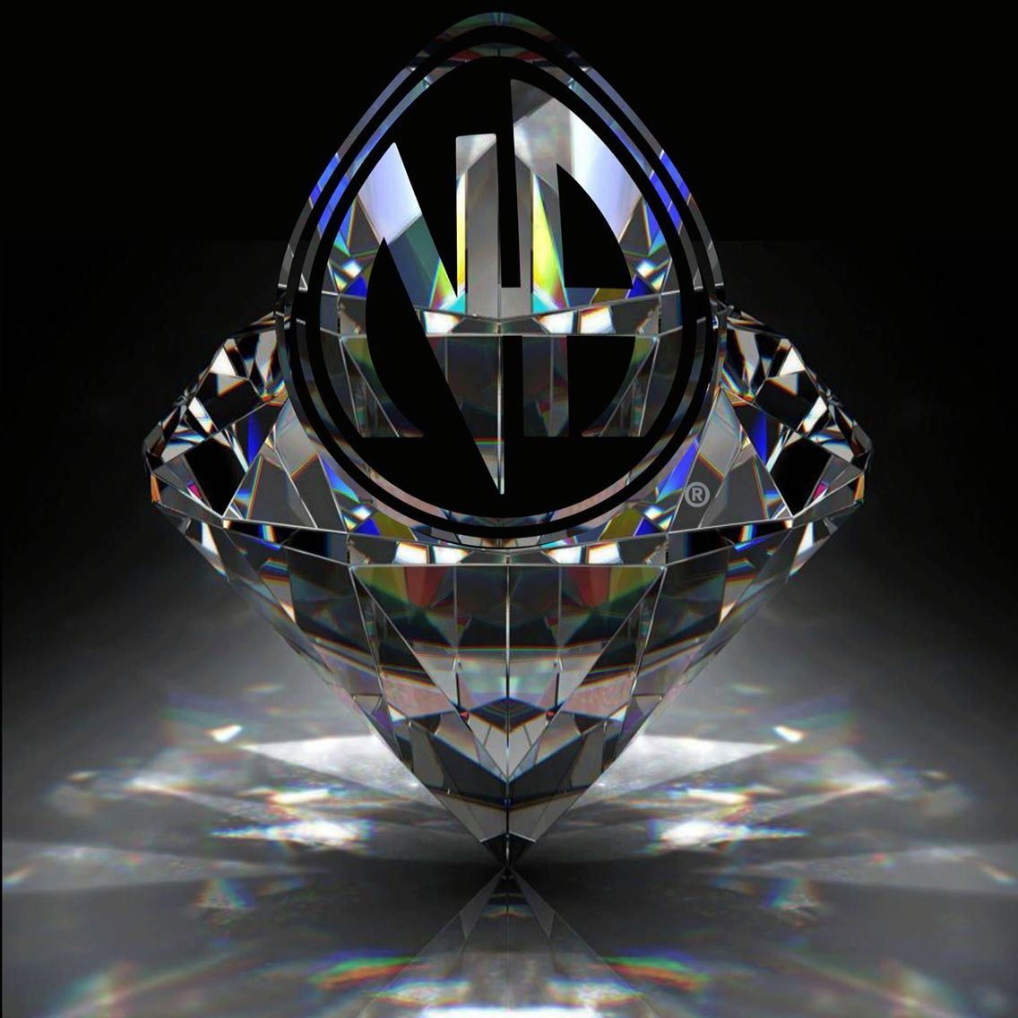 Diamond Wallpaper, Wallpaper, 3d