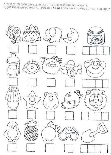 Repaso De Vacaciones Fichas Con Actividades Preescolar Con Imagenes Actividades Para Preescolar Actividades De Escritura Actividades De Aprendizaje