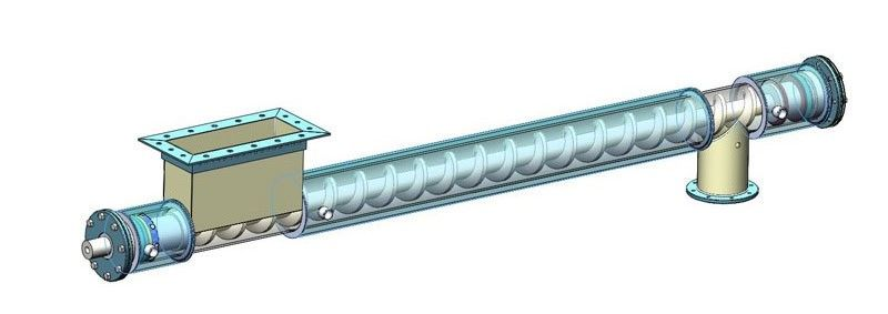 What Is The Required Parameter For Screw Conveyor Model Selection Conveyor Screw Conveyors