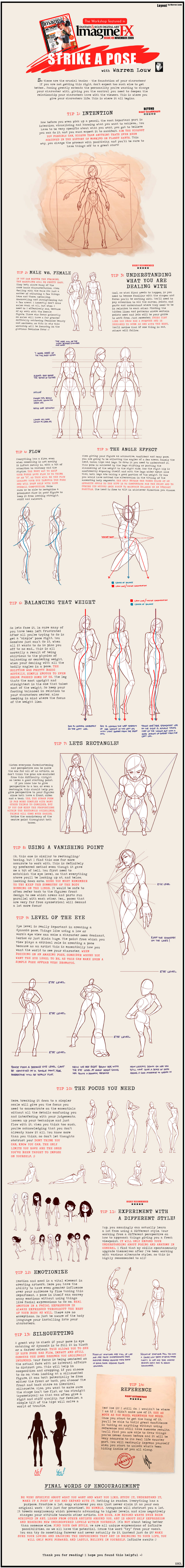Pose guide :D