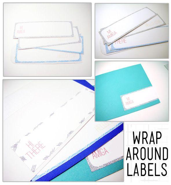 printable-diy-wrap-around-labels | Plantillas Organizacion (3 ...