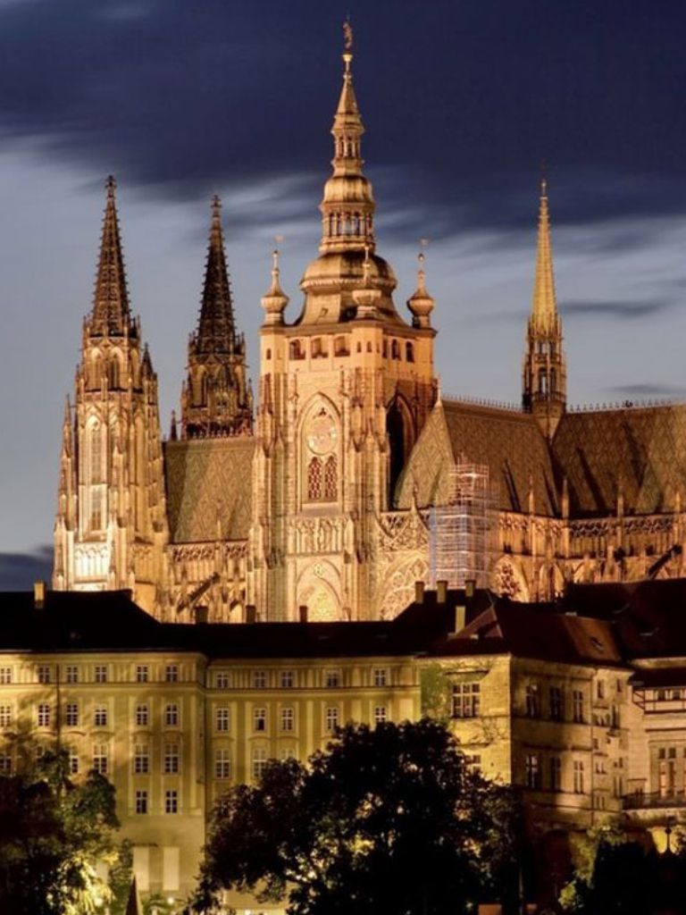 Prague Castle, Czech Republic... discover the world with ESTA Travel Group