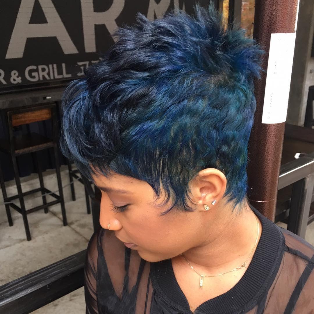 Blue things matter liketheriversalon bestsalon bestofatlanta