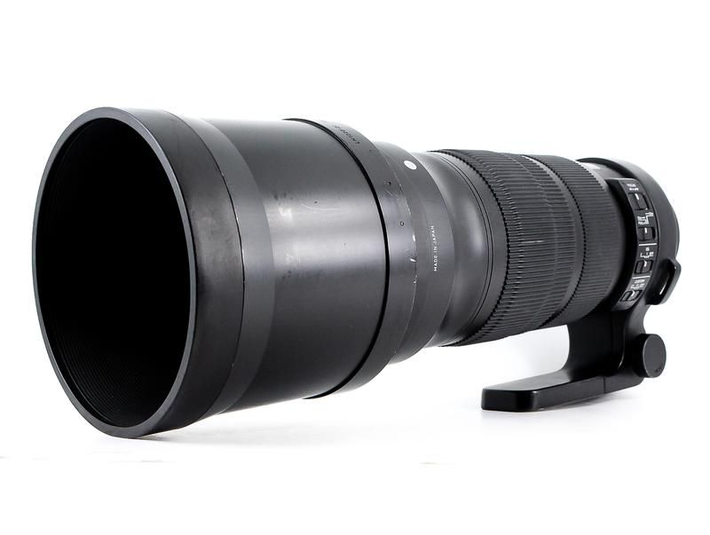 Used Sigma 120 300mm F 2 8 Ex Dg Os Hsm Sport Nikon Fit Nikon Telephoto Zoom Lens Sigma