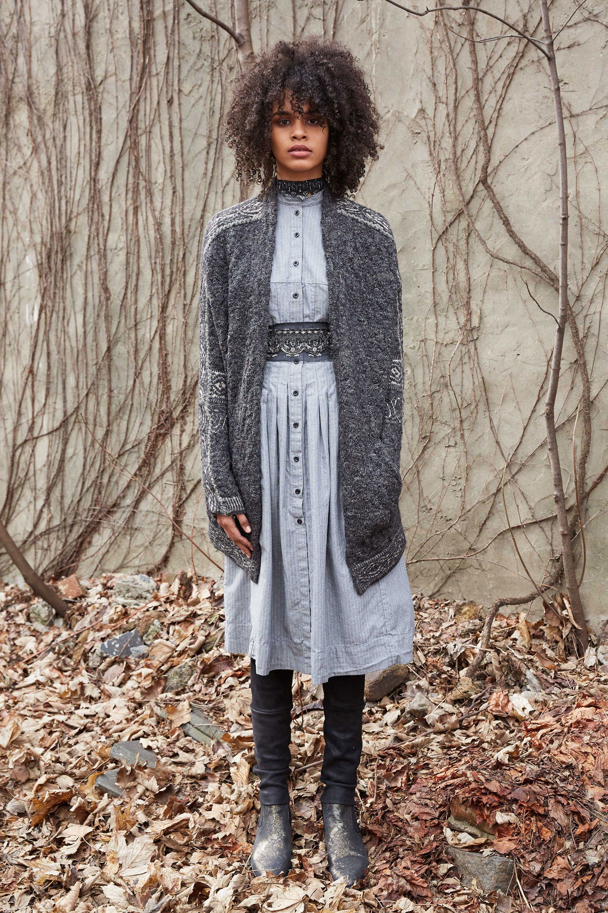 Gary Graham Fall 2017 Ready-to-Wear Collection Photos - Vogue