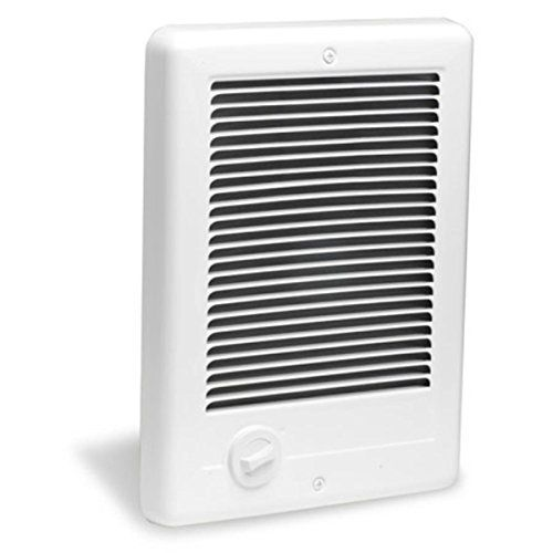 Cadet Csc102tw Com Pak 1000 Watt 240v Complete Wall Heater With Thermostat White Electric Heater Space Heater Bathroom Heater