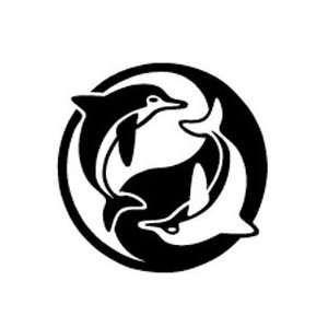 125371449 amazoncom inbloom stickers ying yang dolphin purple jpg rh pinterest com Dolphin Yin Yang Tribal Tattoo Dolphin Yin Yang Tribal Tattoo