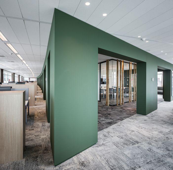 klap verzekeringsmakelaar office by wildenberg on business office color schemes id=61173
