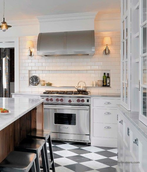 Winchester kitchen, Boston Kitchen design by Paul Reidt Kochman