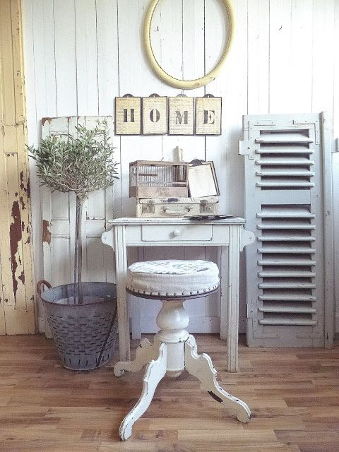 Großartig Princessgreeneye: Mein Arbeitsstuhl........ Alte Möbel WohnkulturRenovierungRaumgestaltungDeko ...