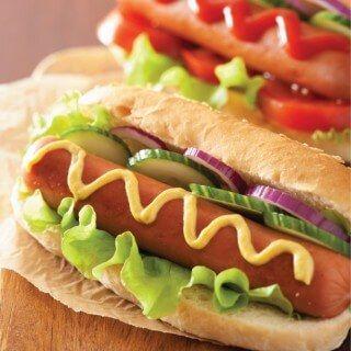 Crockpot Hot Dogs