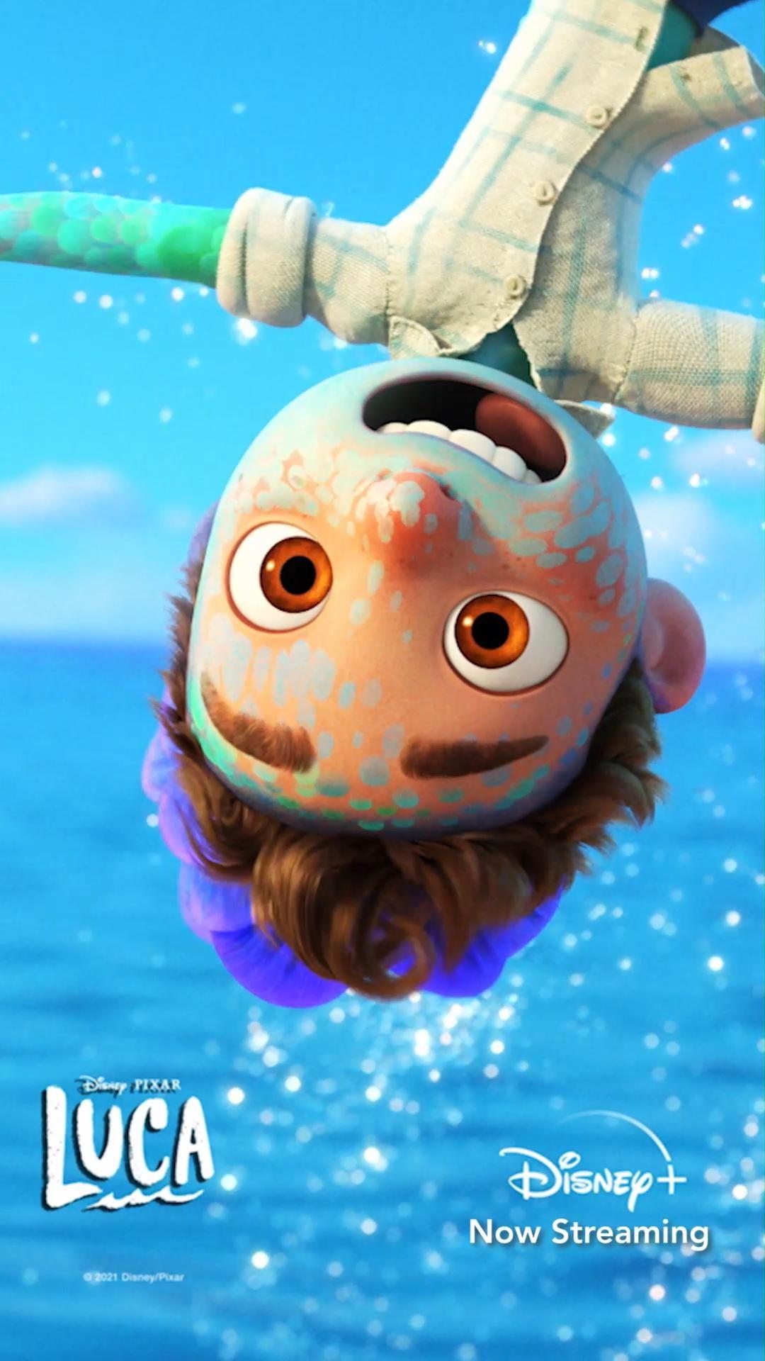 Disney And Pixar S Luca Now Streaming Video In 2021 Disney Fun Facts Pixar Disney Fun