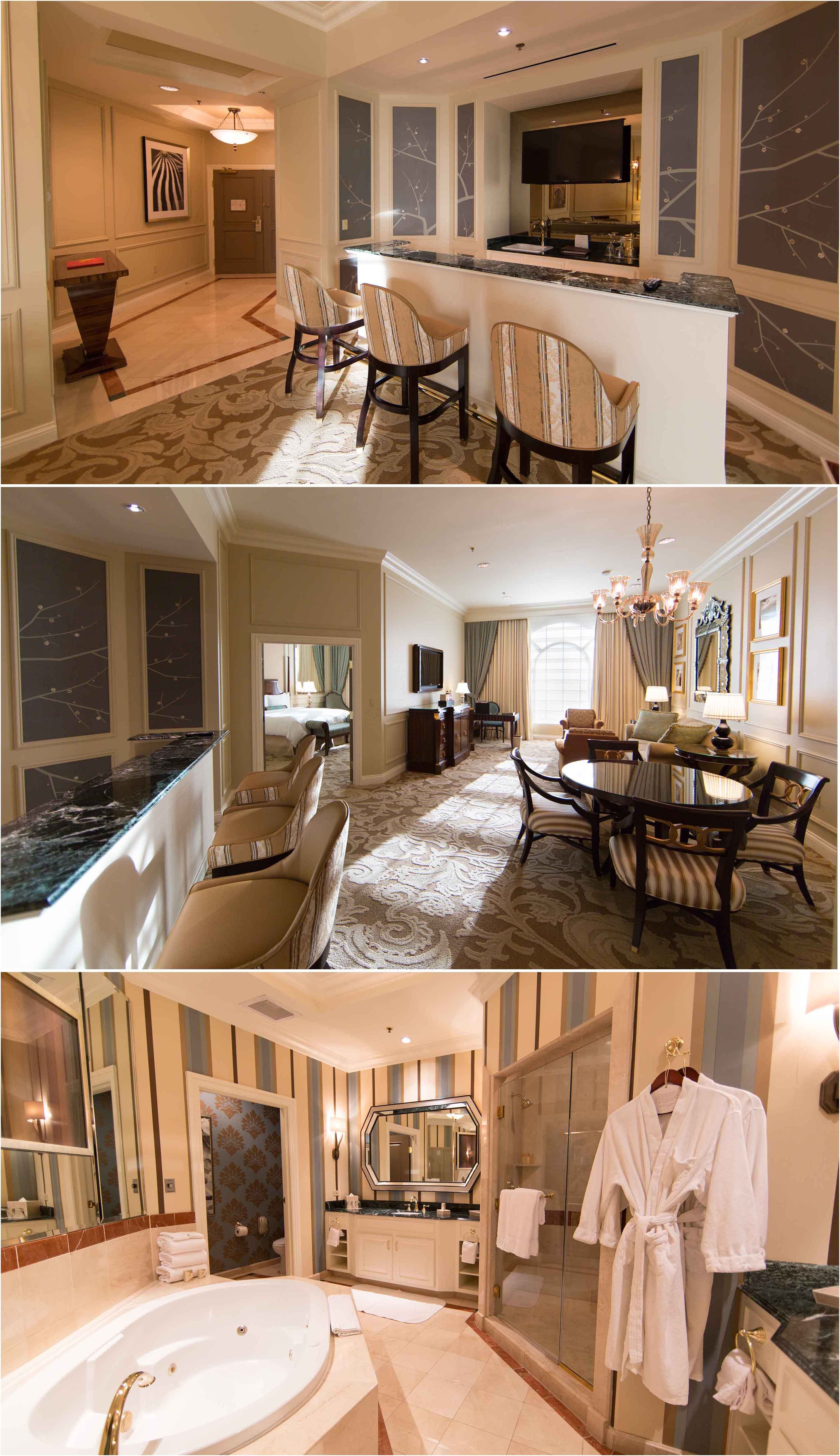 1500 Square Foot Prima Suite At Venetian Is Priced From 350 A