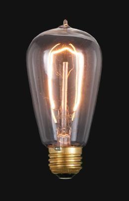 Edison Base Light Bulb Hairpin Filament With Images Filament Bulb Lighting Light Bulb Edison Light Bulbs