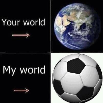 Amen! Love this sport! ⚽⚽❤❤❤⚽⚽