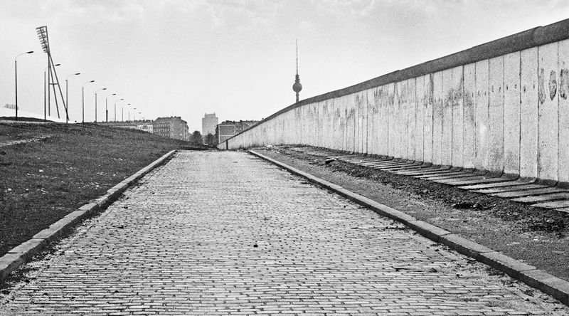 Robert Conrad Berliner Mauer 1987 90 Berliner Mauer Berlin Hauptstadt Prenzlauer Berg Berlin