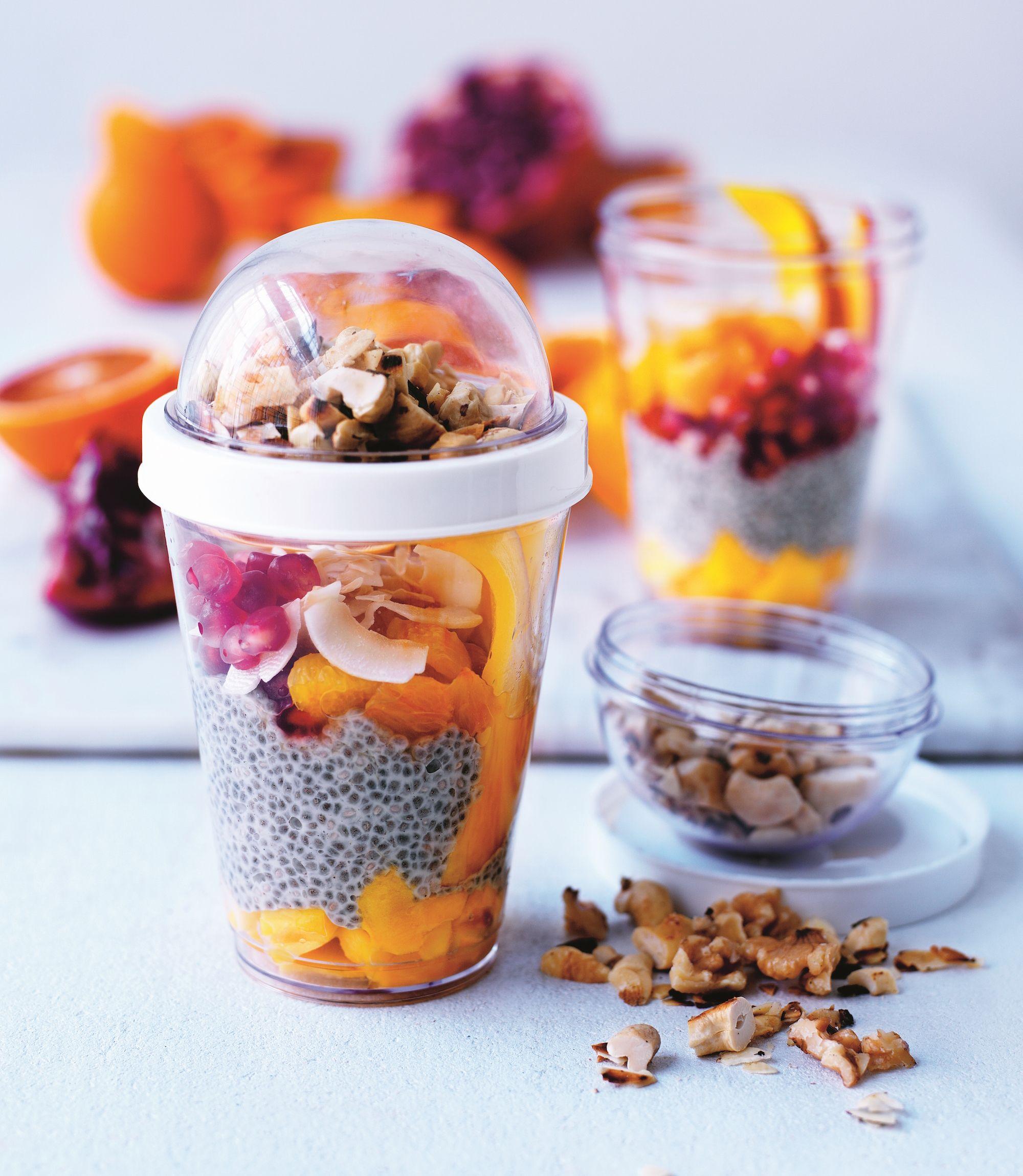 Kokeile tätä jos haluat aamiaisen, joka on hyvä, terveellinen ja helposti tehtävissä!