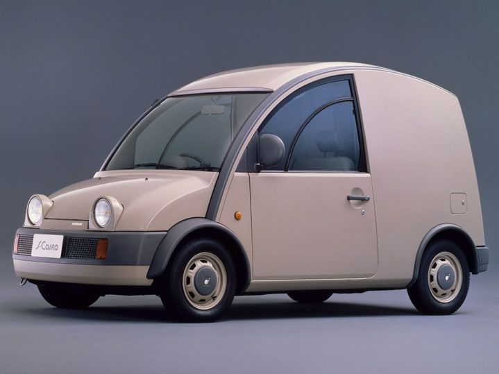 nissan s cargo small cars are beautiful pinterest voitures. Black Bedroom Furniture Sets. Home Design Ideas