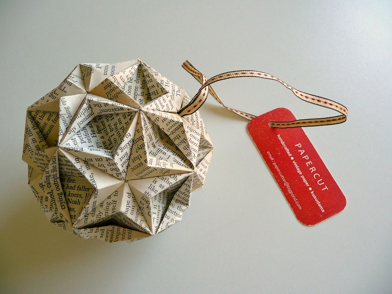 Christmas Crafts To Sell He Has Been Selling His Kusudama Too He