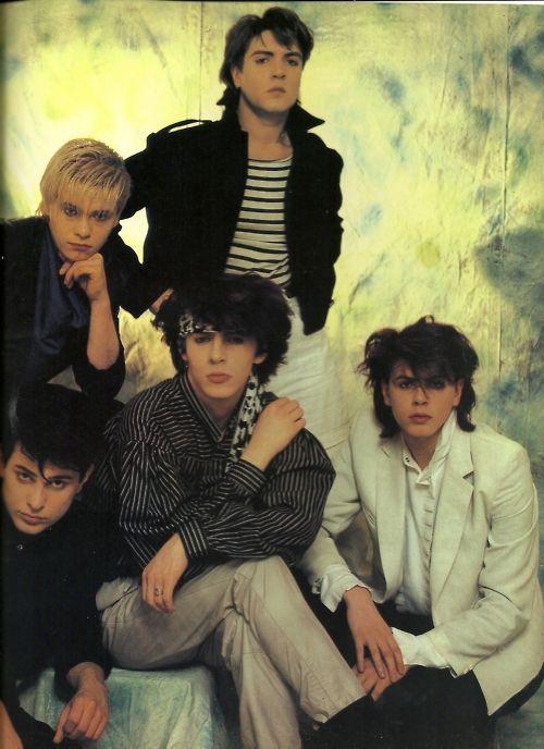 Pin De Bonomofo En Duran Duran Musica De Los 70 Cantantes Década De 1980