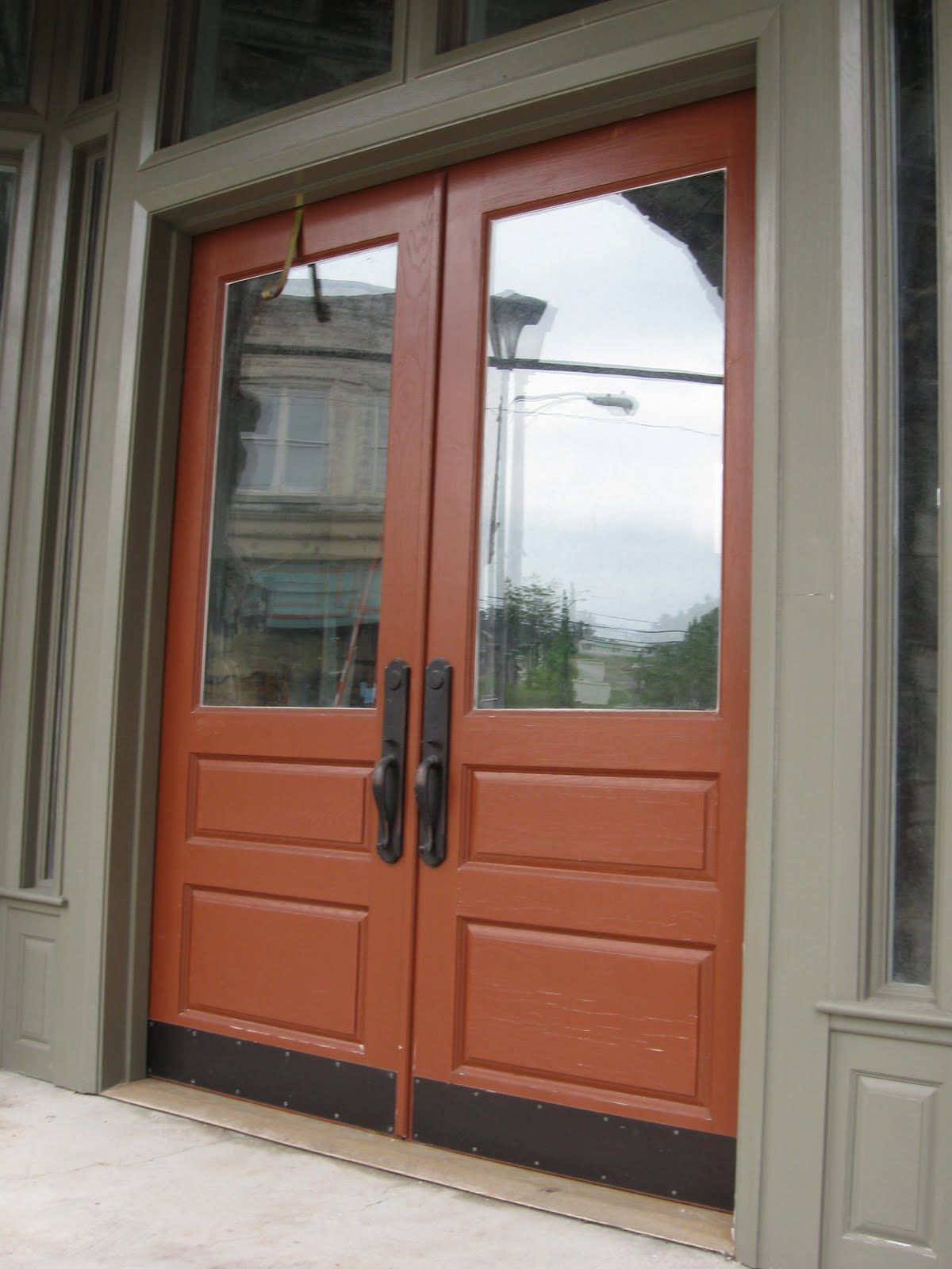 Storefront Wooden Doors Storefront Doors Architecture Windows Doors