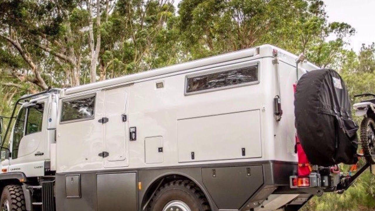 Earthcruiser Australia Unimog Explorer Xpr440 Autos