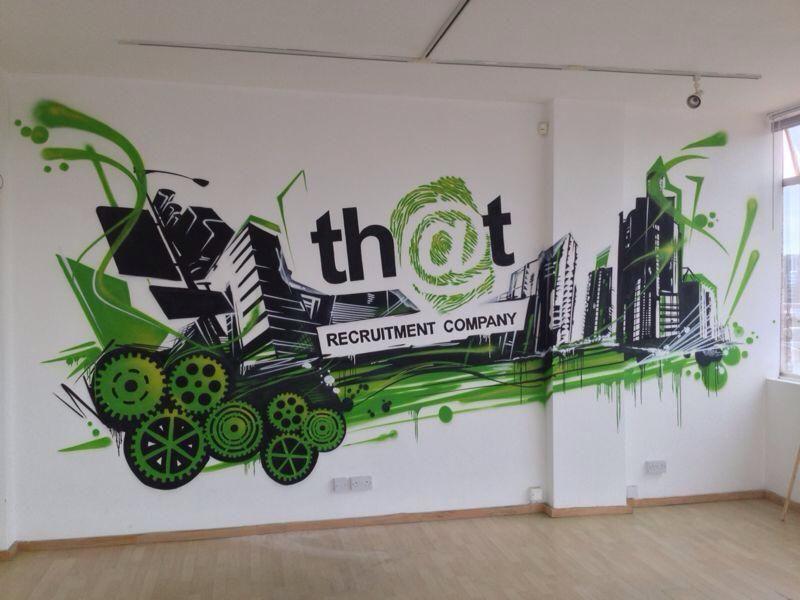 Client that recruitment company birmingham graffiti for Interior design recruitment agencies birmingham