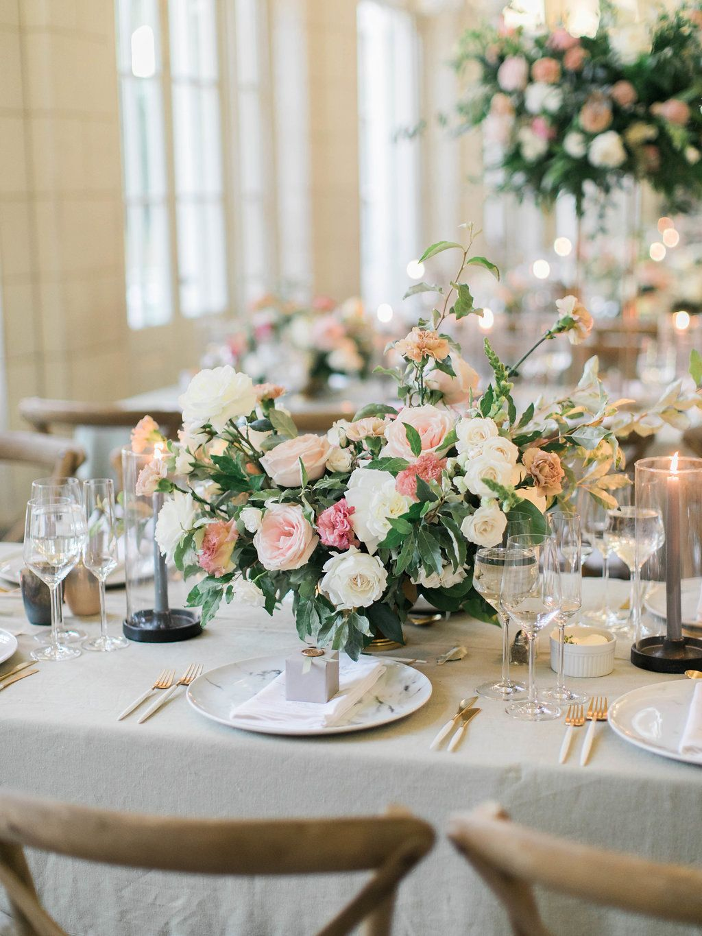 Ethereal Brooklyn Wedding at Prospect Park Boathouse in