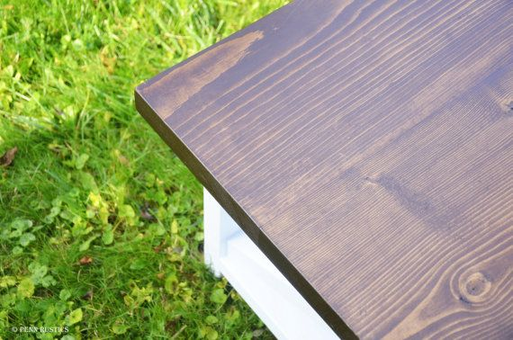 Country Rustic X Coffee Table by PennRustics on Etsy