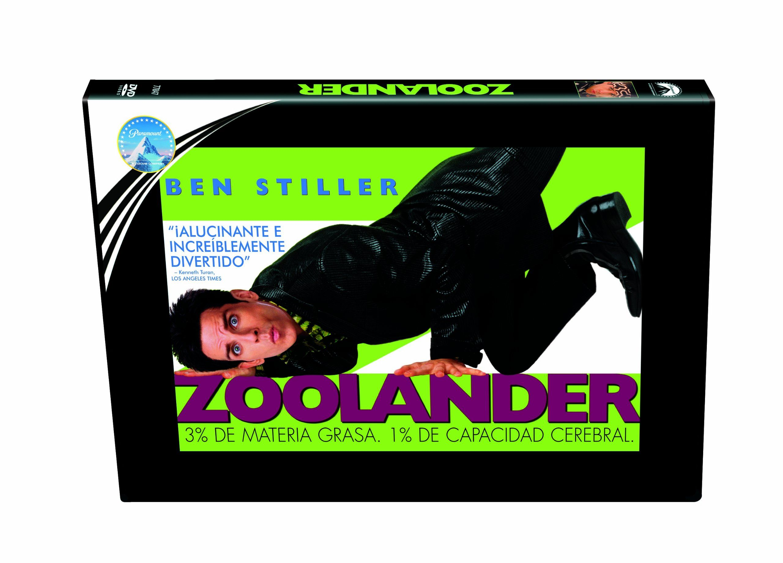 Zoolander (Ed. Horizontal) [DVD] Ed, Zoolander, DVD,