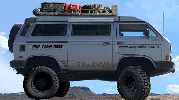 Pin by Shelby Elise on Awesomeness!!! | Vw syncro, Offroad