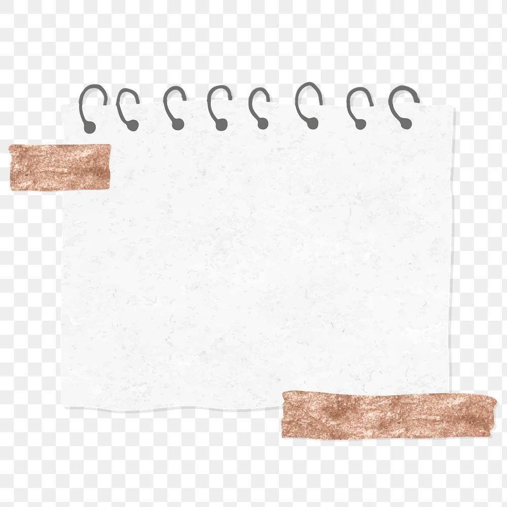 Blank Reminder Paper Note Transparent Png Premium Image By Rawpixel Com Sasi Note Paper Paper Background Texture Overlays Transparent