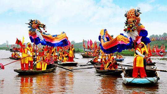 Lễ hội Trường Yên Ninh Bình