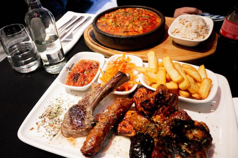 Turque O Brasero Rocourt Halal