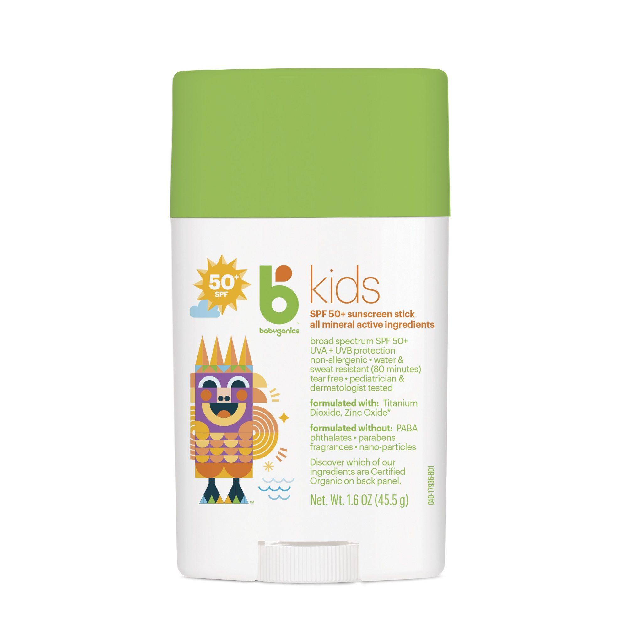 B Kids Spf 50 Sunscreen Stick Esoterica Holistico