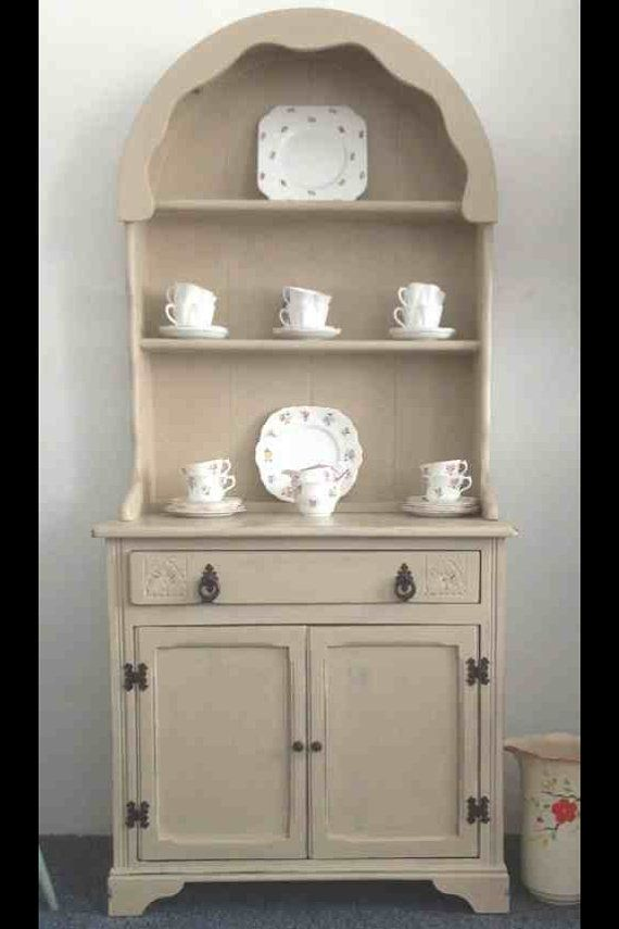 Small Dutch Dresser Painted Cream By MiriWeston On Etsy, £