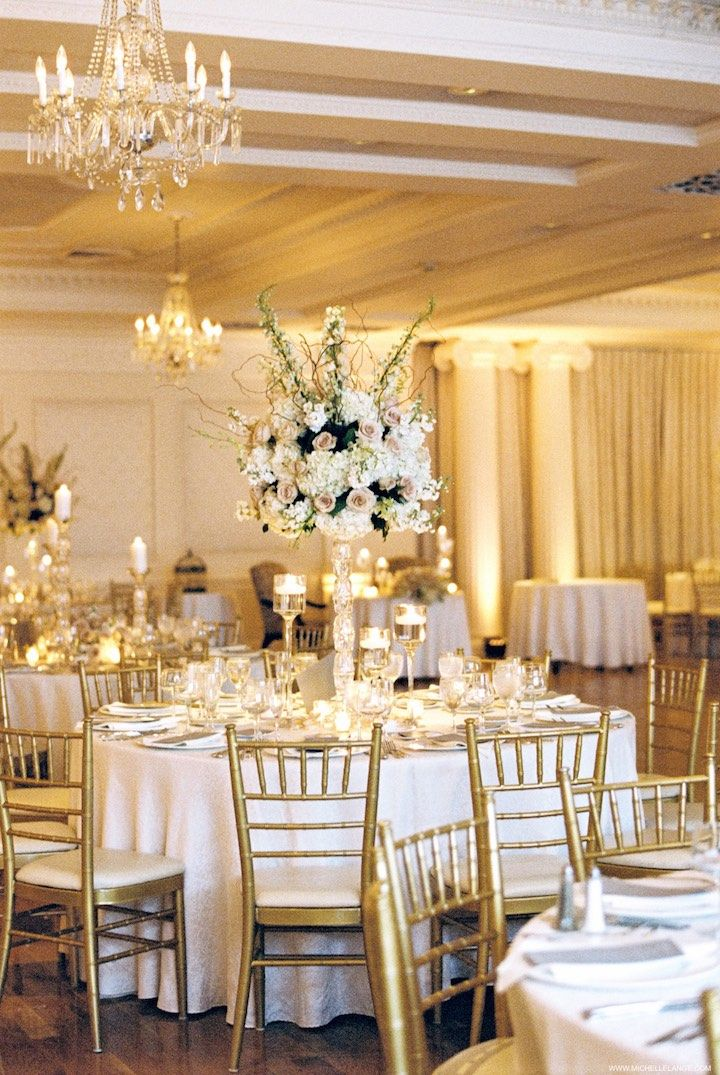Effortless Elegance In New York Wedding Wedding Reception Ideas