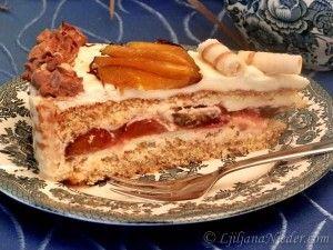 Recept Torta snova. Po receptu Ljiljane Nieder