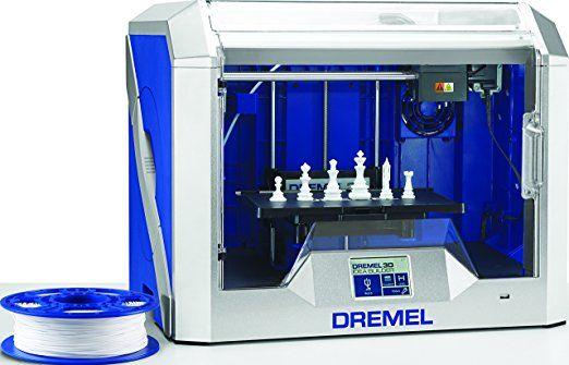 Dremel 3DDrucker 3D40 Idea Builder, 1x FilamentSpule