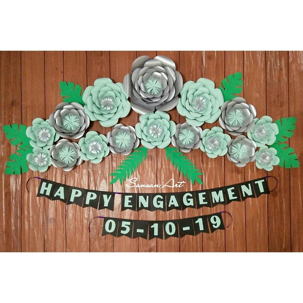 Siap dikirim paketnya. 🌸Price: IDR 160K paper flowers  Terima kasih sudah order bunganya 😊