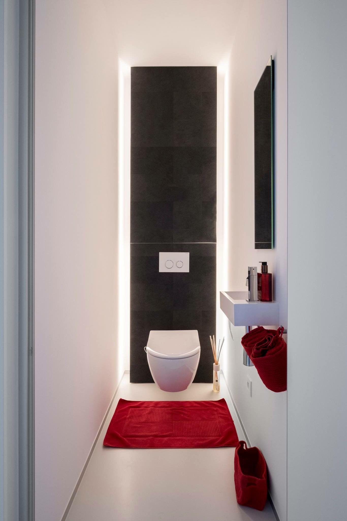 Zimmerklein In 2020 Kleine Toilette Design Wc Design Kleines Wc Zimmer