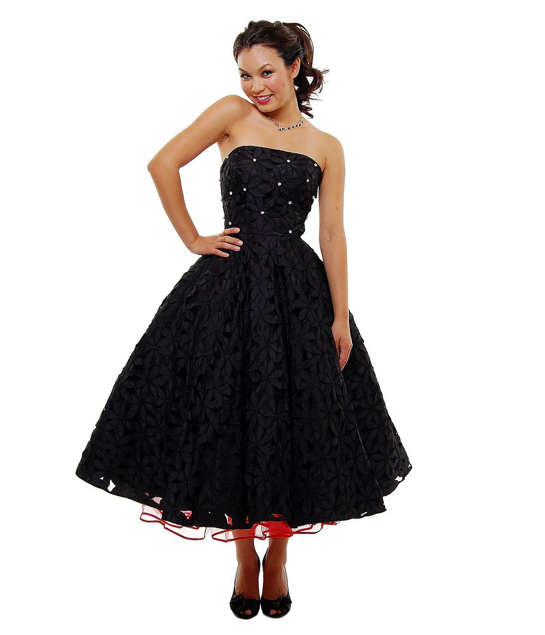Pinup Prom Dresses Fabulous Holiday Dresses Unique Vintage Blog ...