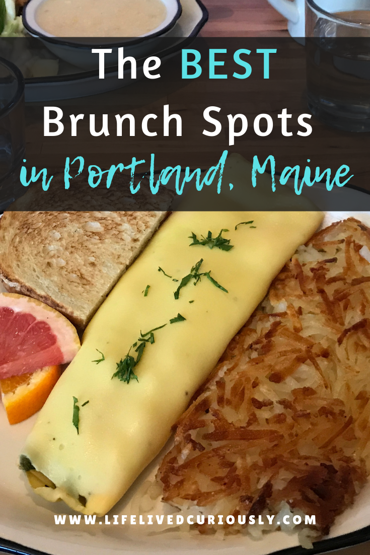 The 5 Best Breakfast Restaurants In Portland Maine Life Lived Curiously Portland Breakfast Best Breakfast Breakfast Restaurants