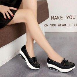Sepatu Emory Trodea Flat Mg6188 Sepatu Tas
