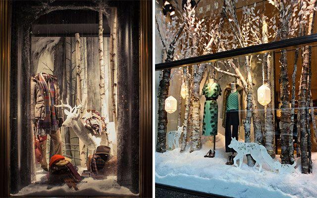 Ideas para decorar escaparates de invierno decoracion - Ideas escaparate navidad ...
