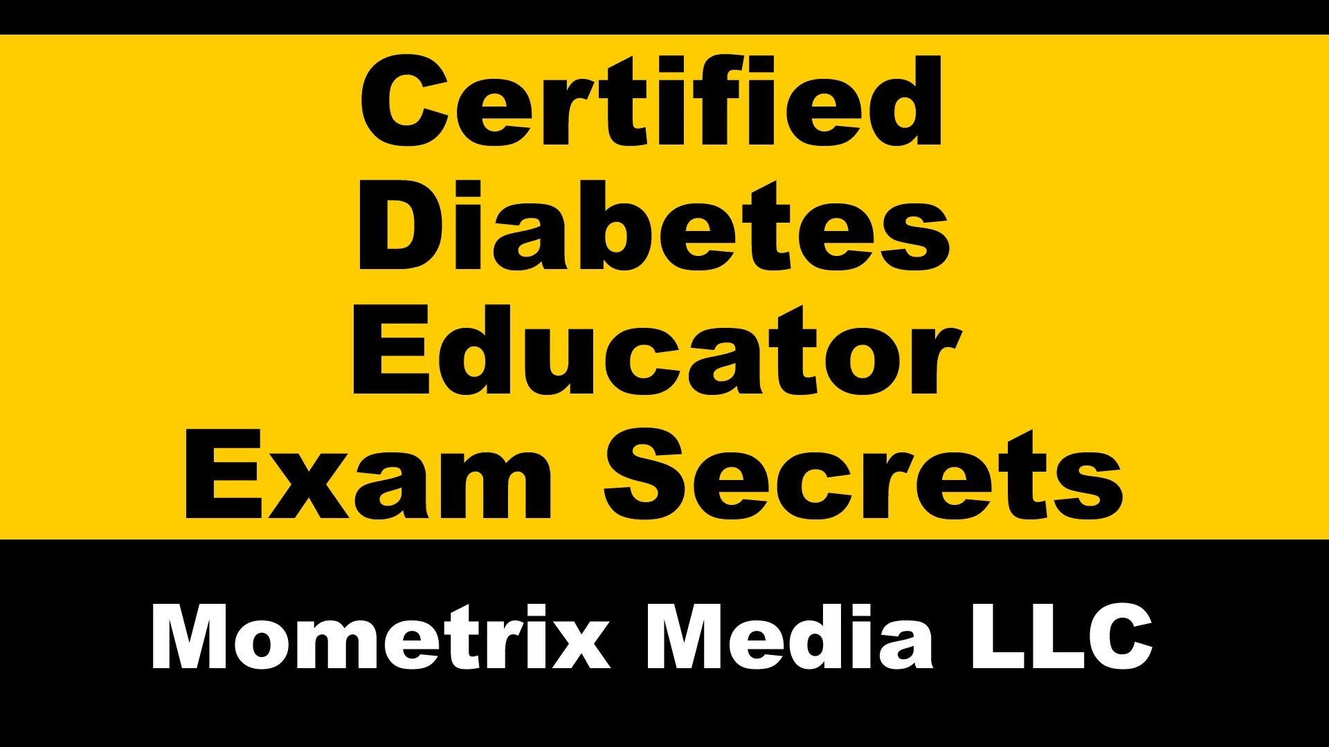 Cde Practice Blood Glucose Pattern Management Certified Diabetes